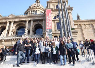 Die Teilnehmer des COLIBRI Midway Seminars vom 18. bis 22. April 2017 in Barcelona