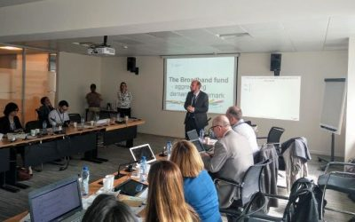 Broadband Competence Offices from Europe met in Brussels