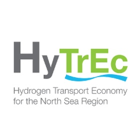 Hydrogen Transport Economy for the North Sea Region