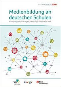 Titelblatt der Studie Medienbildung an deutschen Schulen