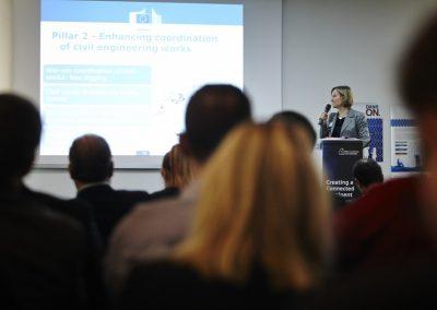 EU Kommission Breitband Policy Update im Rahmen des Governmental Day Workshops in Warschau 2015