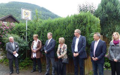 Inbetriebnahme des ersten Bauabschnitts im Landkreis Neuwied