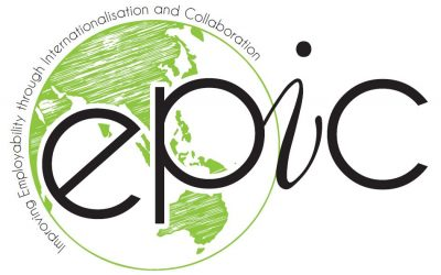 Transnational meeting for EPIC at atene KOM GmbH in Berlin