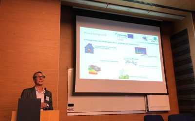 LowTEMP – Sustainable heating supply infrastructure for the Baltic Sea region