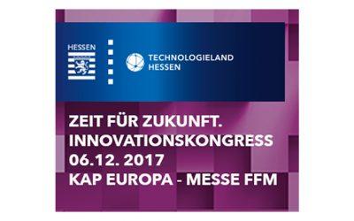 Technologieland Hessen – erster Hessischer Innovationskongress