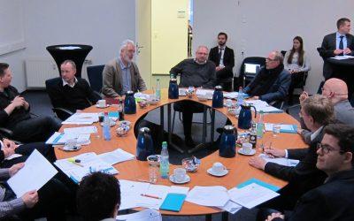 Workshops für Zuwendungsempfänger in Duisburg und Osterholz-Scharmbeck