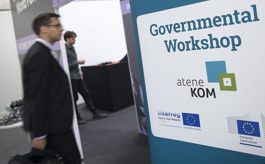 "atene KOM ""Governmental Day""-Workshop auf der FTTH CONFERENCE in Valencia 2018"