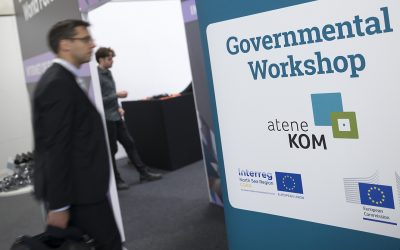 "atene KOM ""Governmental Day""-Workshop auf der FTTH CONFERENCE in Valencia 2018"