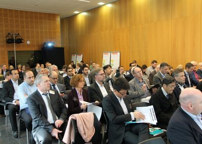 atene KOM Governmental Day Workshop auf der FTTH Conference in Valencia am 13.02.2018