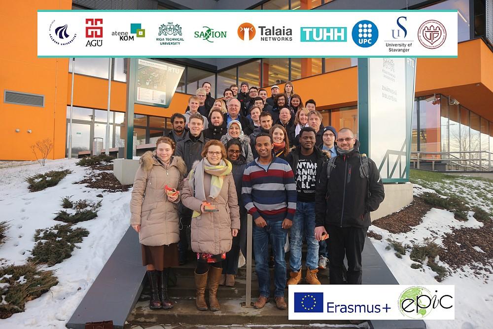 Epic-Seminar in Riga