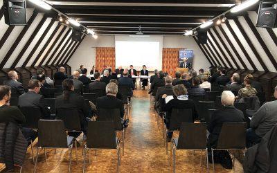 Dialog in Oberfranken: BMVI und atene KOM beantworten aktuelle Fragen zur Umsetzung des Bundesförderprogramms
