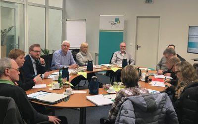 Workshop am Standort Nord zu Auswahlverfahren und Mittelanforderung