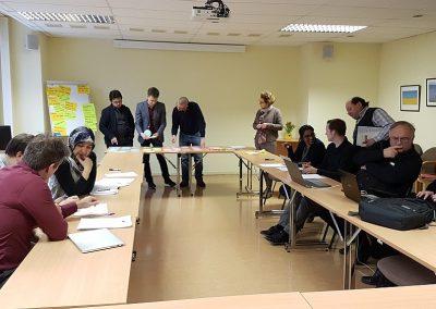 EPIC Seminar in Riga, Lettland, Februar 2018