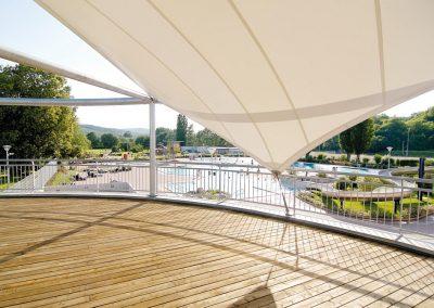 Das Freizeit- und Sportbad aquaplex in Eisenach