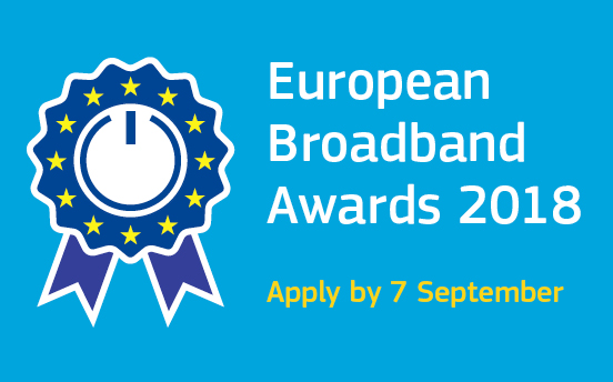 European Broadband Awards 2018