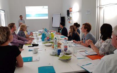 """Gut informiert für die finale Phase der geförderten Breitbandprojekte – Workshop """"Mittelanforderung"""" in Leipzig"""