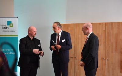 atene KOM eröffnet neues Regionalbüro für Mecklenburg-Vorpommern in Schwerin