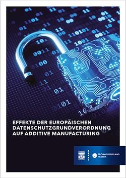 Titelblatt der DSGVO-Studie