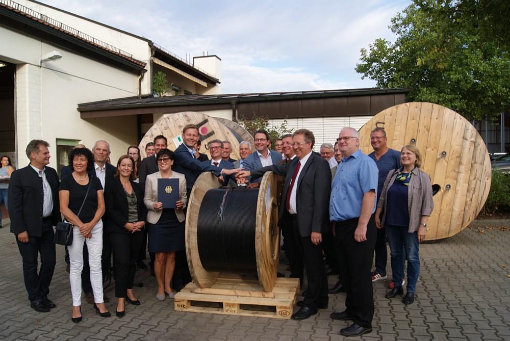 Markt Hengersberg erhält Förderbescheid in endgültiger Höhe über knapp vier Millionen Euro