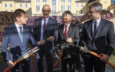 Größtes FTTB-Projekt geht in Sachsen an den Start