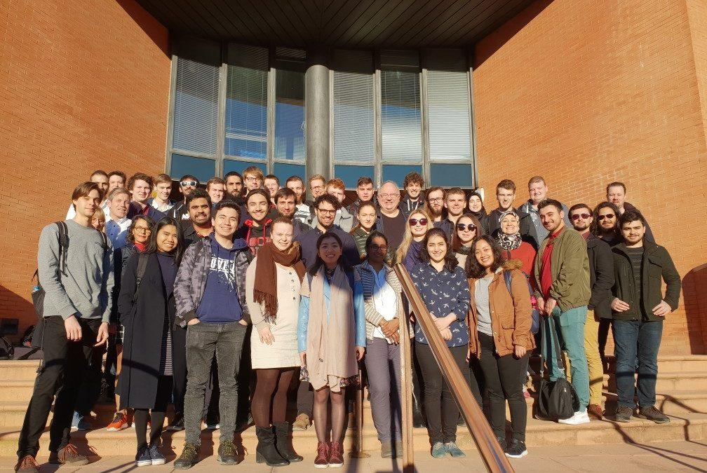 Interkulturelles Arbeiten an Lösungen für Kaffee, Smart Cities und Klimawandel – Rückblick auf das EPIC-Seminar in Barcelona