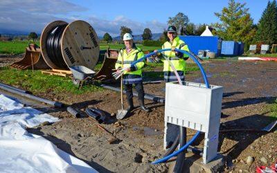 Weilheim in Oberbayern: schnelles Internet für DLR-Bodenstation und Schulen