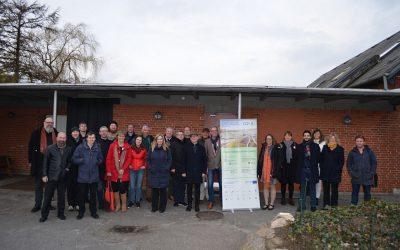 CORA study visits & partner meeting in Vejle & Middelfart, DK