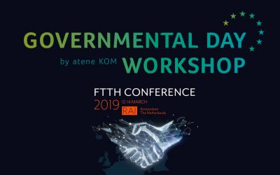 Agenda of Governmental Day Workshop in Amsterdam