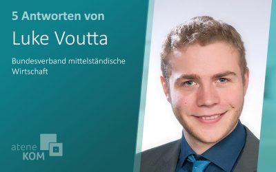 """Luke Voutta, BVMW: """"Der deutsche Mittelstand muss am digitalen Puls der Zeit bleiben"""""""