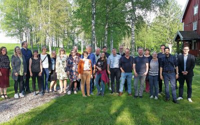 CORA partners experience digitalisation practice in Norway