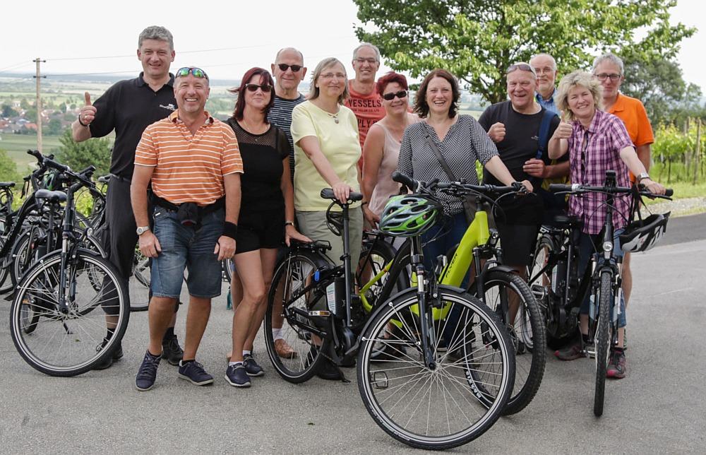 Lernen vom Südburgenland – E-Bike-Paradies in Österreich