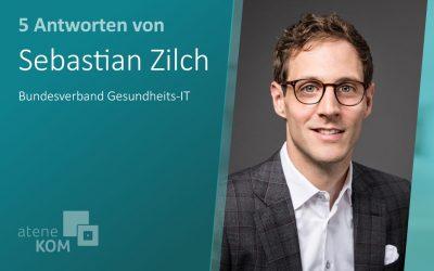 """Sebastian Zilch, bvitg: """"Mobile Gesundheitsanwendungen steigern die Lebensqualität."""""""