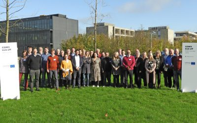 Kick-off for COM³: towards digitally transformed SMEs in the North Sea Region