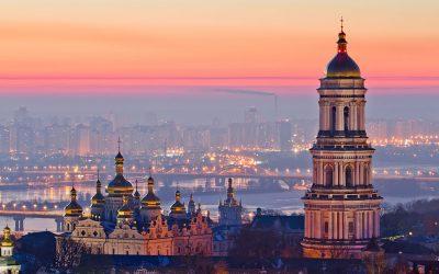 atene KOM erfolgreich in Kiew