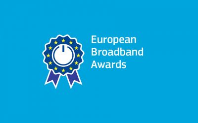 Die Gewinner der European Broadband Awards 2019