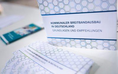 Umfangreiche Themensammlung zum kommunalen Breitbandausbau in Deutschland – 2. Ergänzungslieferung jetzt erhältlich.