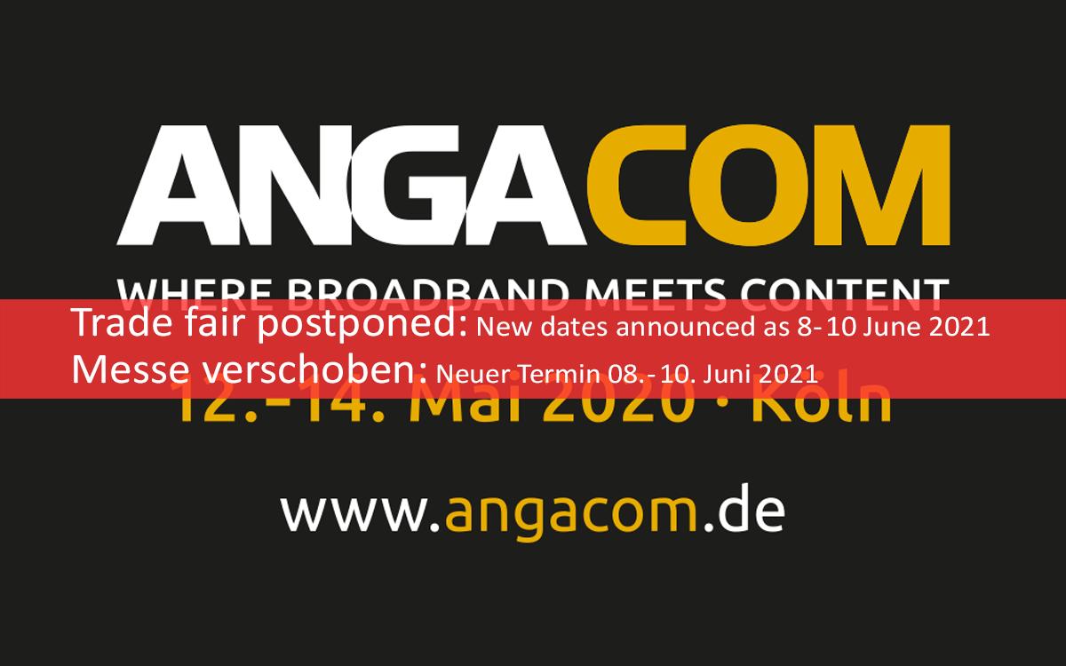 ANGA COM postponed due to coronavirus