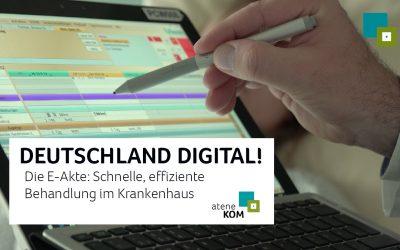 atene KOM präsentiert die sechste Folge: DEUTSCHLAND DIGITAL! Erfolgsgeschichten der Digitalisierung