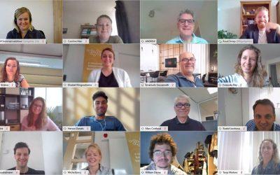 """Virtuelles Partnertreffen im Interreg-Projekt """"Futures By Design"""""""