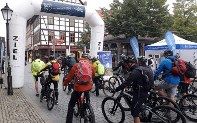 "Successful event in the Harz region: atene KOM at ""eBike your Life"""