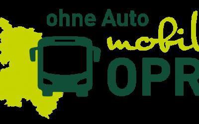 Ohne Auto mobil im Landkreis Ostprignitz-Ruppin! atene KOM unterstützt Landkreis bei Erforschung bedarfsorientierter Mobilitätsformen