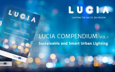 LUCIA project releases first volume of Compendium on sustainable and smart urban lighting