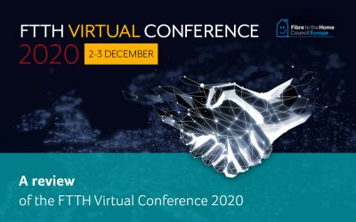 Largest fibre summit with atene KOM as supporting partner – FTTH virtual Conference 2020 was held successfully online