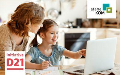 Virtueller Unterricht: Mehrheit der Schüler*innen findet digitale Lehrmittel einfach und selbsterklärend