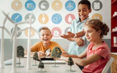 Digital Energy Challenges – Reducing Energy Consumption in German Schools