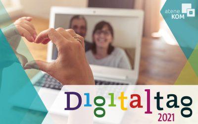 """Digitaltag 2021 – """"Preis für digitales Miteinander"""": Noch bis 30. April bewerben"""