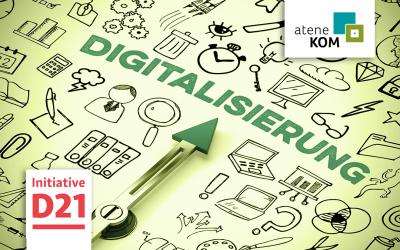 Neuer D21-Digital-Index belegt: Digitalisierungsgrad erreicht in Deutschland neuen Höchststand