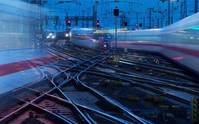 Digitale Schiene: Bundesregierung und Bahn treiben Digitalisierung des deutschen Bahnsystems voran
