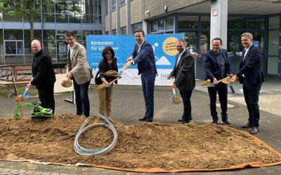 Gigabitpakt: Schulen im Saarland bekommen ultraschnelles Internet