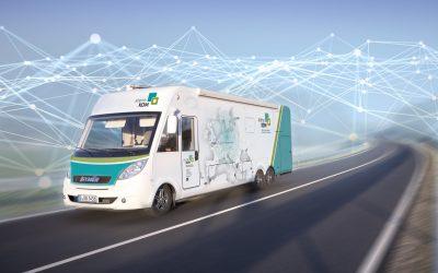 Deutschland – eine Zukunftsreise: atene KOM startet Tour an Orte und Regionen der Digitalisierung